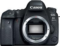 Зеркальный фотоаппарат Canon EOS 6D Mark II Body (1897C031AA) -