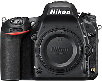 Зеркальный фотоаппарат Nikon D750 Body -