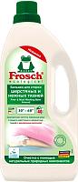 Гель для стирки Frosch Для шерстяных и нежных тканей (1.5л) -