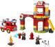 Конструктор Lego Duplo Пожарное депо 10903 -