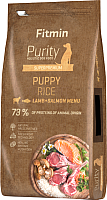 Корм для собак Fitmin Purity Puppy Rice, Lamb & Salmon (2кг) -