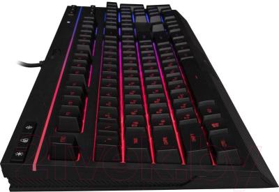 Клавиатура HyperX Alloy Core RGB (Membrane) / HX-KB5ME2-RU