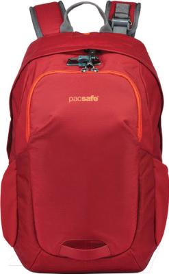 Рюкзак Pacsafe Venturesafe 60540324 (красный)