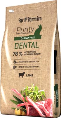 Корм для кошек Fitmin Purity Dental (1.5кг)