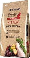 Корм для кошек Fitmin Purity Kitten (400г) -