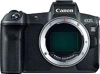 Беззеркальный фотоаппарат Canon EOS R Body + адаптер EF-EOS R (3075C066AA) -