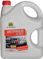 Антифриз GreenCool GC5010 (5кг, красный) -