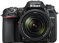 Зеркальный фотоаппарат Nikon D7500 Kit 18-140mm f/3.5-5.6G ED VR -