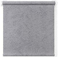 Рулонная штора АС ФОРОС Крисп 7655 52x175 (серый) -