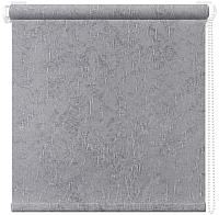 Рулонная штора АС ФОРОС Крисп 7655 90x175 (серый) -