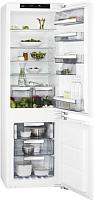 Встраиваемый холодильник AEG SCR81816NC -