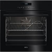 Электрический духовой шкаф AEG BCR742350B -