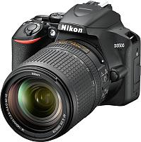 Зеркальный фотоаппарат Nikon D3500 Kit 18-140mm VR -