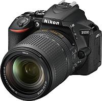 Зеркальный фотоаппарат Nikon D5600 18-140mm VR Kit -