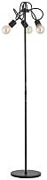 Торшер ALFA Tango Black 23179 -