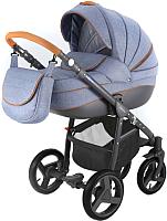 Детская универсальная коляска Adamex Avanti Deluxe 2 в 1 (X2) -