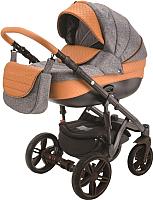 Детская универсальная коляска Adamex Avanti Deluxe 2 в 1 (X23) -