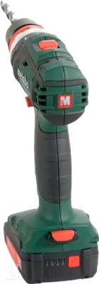 Профессиональная дрель-шуруповерт Metabo BS 18 L Quick (602320500)