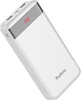 Портативное зарядное устройство Yoobao Power Bank M20Pro (20000 мАч, белый) -