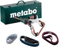 Ленточная шлифовальная машина Metabo RBE 15-180 Set (602243500) -