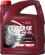 Моторное масло Favorit Super SG 10W40 API SG/CD / 54759 (4.5л) -