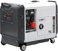 Дизельный генератор Daewoo Power DDAE 9000SSE-3 -