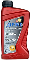 Моторное масло ALPINE Special 4T 10W40 / 0121461 (1л) -