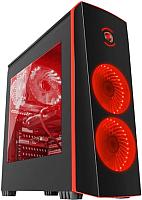 Игровой системный блок Jet Wizard 7R2700D16HD1SD24X105TL2W5 -