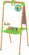 Мольберт детский Ника Растущий М2 (оранжевый) -