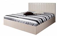 Двуспальная кровать Мебель-Парк Аврора 1 200x160 (светлый) -