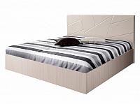 Двуспальная кровать Мебель-Парк Аврора 7 200x160 (светлый) -