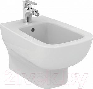 Биде напольное Ideal Standard Esedra T281501 - Смеситель в комплект не входит