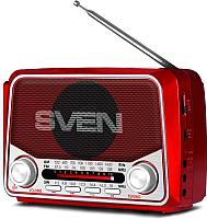 Радиоприемник Sven SRP-525 (красный) -