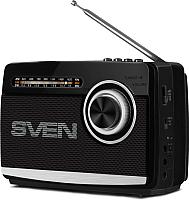 Радиоприемник Sven SRP-535 (черный) -