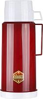 Термос для напитков Arizone 27-226441 (красный) -