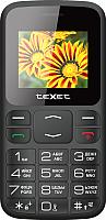 Мобильный телефон Texet TM-B208 (черный) -