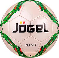 Футбольный мяч Jogel JS-210 Nano (размер 4) -