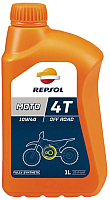 Моторное масло Repsol Moto Off Road 4T 10W40 / RP162N51 (1л) -