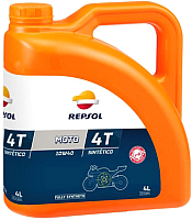 Моторное масло Repsol Moto Off Road 4T 10W40 / RP162N54 (4л) -