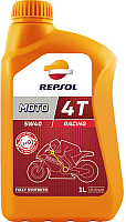Моторное масло Repsol Moto Racing 4T 5W40 / RP160L51 (1л) -