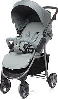Детская прогулочная коляска 4Baby Rapid Unique 2019 (Grey) -
