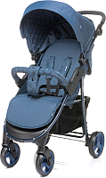 Детская прогулочная коляска 4Baby Rapid Unique 2019 (Blue) -
