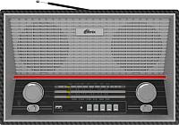 Радиоприемник Ritmix RPR-102 (черный) -
