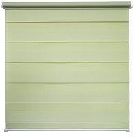 Рулонная штора АС ФОРОС Кентукки 8926 61x160 (фисташковый) -