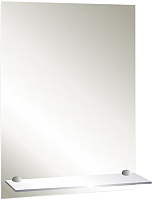 Зеркало Континент Прямоугольник 39x59 (с полкой) -