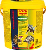 Корм для рептилий Sera Reptil Professional Herbivor 1826 (10л) -
