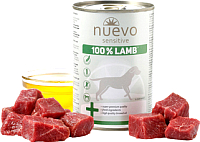 Корм для собак Nuevo Sensitive Lamb / 95160 (400г) -