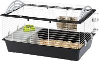 Клетка для грызунов Ferplast Casita 100 / 57066170 (черный) -