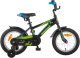 Детский велосипед Novatrack Lumen 145ALUMEN.BK9 -