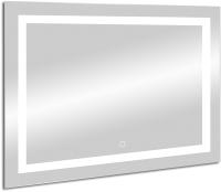 Зеркало Континент Rimini Led 80x60 -